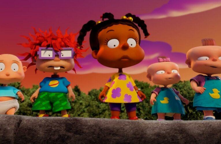 'Rugrats' Reboot Gets Season 2 Renewal at Paramount+!