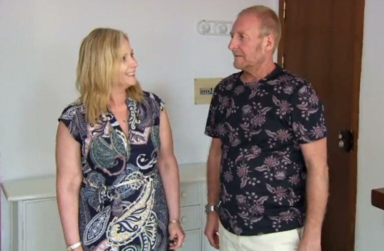A Place in the Sun buyer laughs as husband slams presenter's 'soulless' property choice