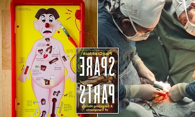A new book reveals the mind-boggling origins of transplant surgery