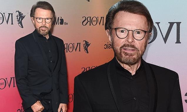 ABBA's Björn Ulvaeus at the Ivor Novello Awards after new music reveal