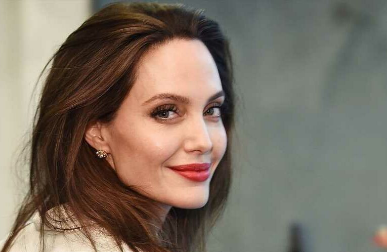 Angelina Jolie Went Grocery Shopping in High Heels