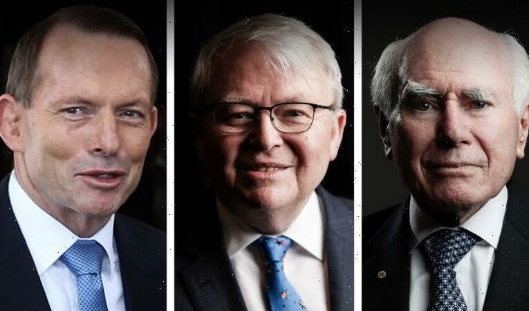 Australia's defences stronger after 20 years of the war on terror: Howard