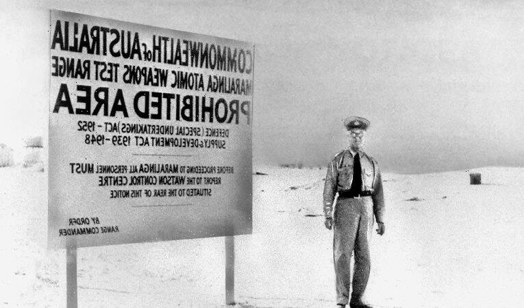 Australia's fading anti-nuclear movement: a short history