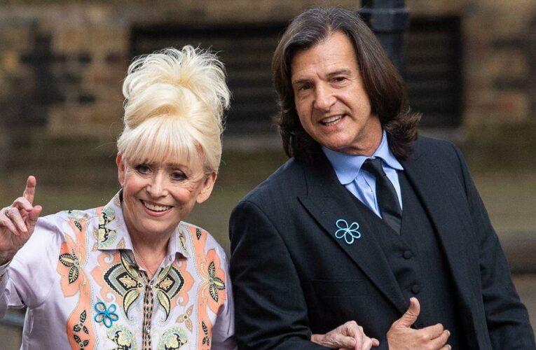 Barbara Windsors husband Scott says fan tributes have helped him handle grief