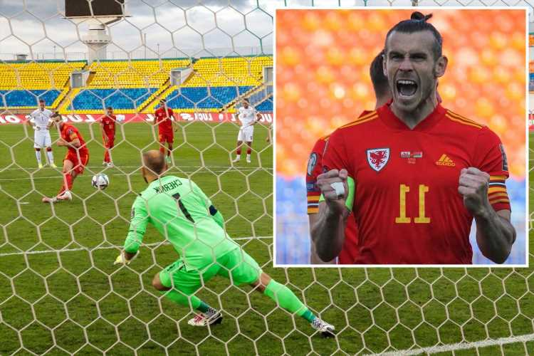 Belarus 2 Wales 3: Gareth Bale scores stunning hat-trick and wins World Cup qualifier in final seconds