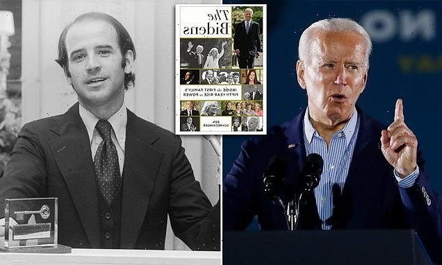 Biden's great-great-great-grandfather owned 14-year-old boy: Report