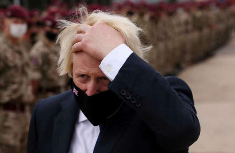 Boris Johnson to DEFY furious Tory rebels and ram through promise-breaking tax hikes to fund social care