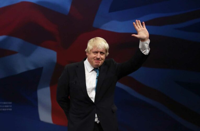 Boris Johnson 'hopes to be PM for another decade & go on longer than Margaret Thatcher'