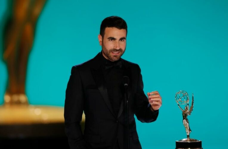 Brett Goldstein Beats Out Three Other 'Ted Lasso' Nominees For Best Supporting Actor Comedy Emmy; Jokes He Was Not Allowed To Swear In Speech