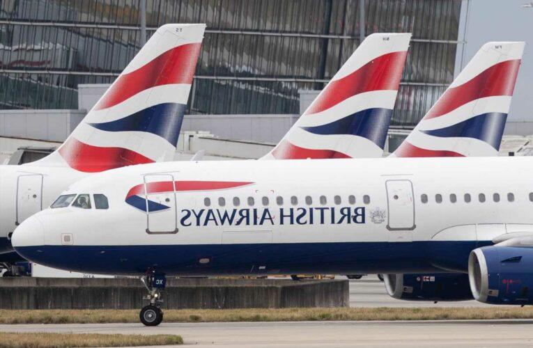 British Airways scraps most short-haul flights at Gatwick airport