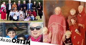 British Asian family has 15 albino members – and have faced horrible abuse