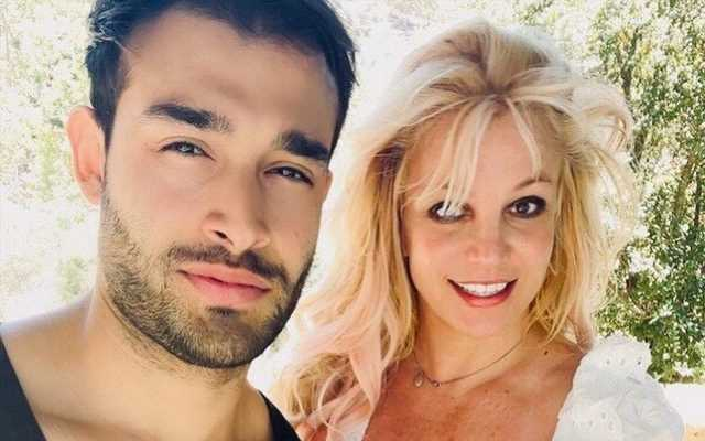 Britney Spears Sparks Pregnancy Rumors as She and Fiance Sam Asghari Introduce Their 'Baby'