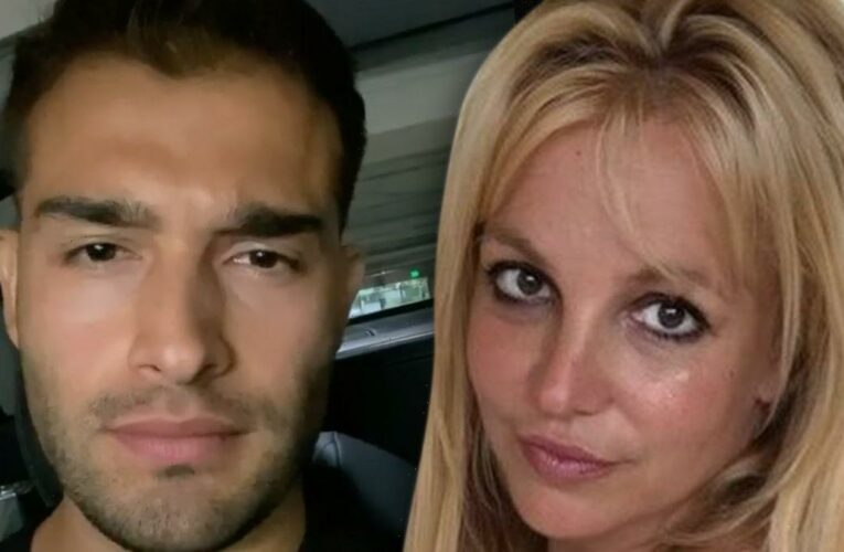 Britney Spears Wants Prenup with Sam Asghari