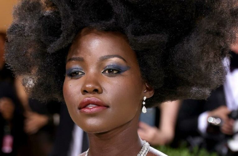 Can We Give Lupita Nyong'o a Round of Applause For This Breathtaking Met Gala Hairstyle?