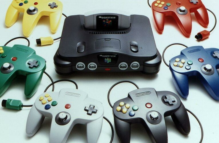 Classic N64 games 'could soon be coming to Nintendo Switch Online'
