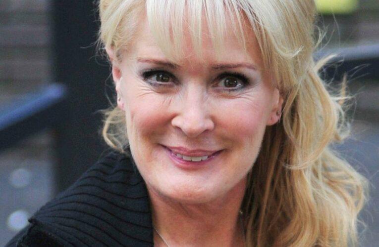 Corrie's Beverley Callard thinks she had a breakdown as she is a 'workaholic'