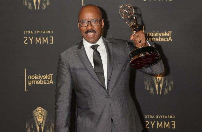 Courtney B. Vance Honors Michael K. Williams After Emmy Win, Criticizes 'Lovecraft Country' Cancelation