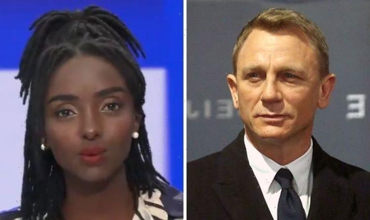 'Craig is right' GB News' Mercy Muroki slams female Bond debate 'trying to crowbar in'