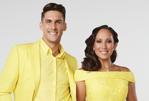 Dancing With the Stars: Cody Rigsby Contracts COVID-19 After Partner Cheryl Burke's Positive Test — Watch
