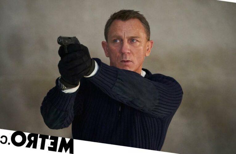 Daniel Craig tears up in farewell speech after filming final James Bond scene