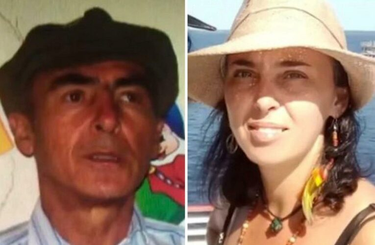 Daughter burns her monster father alive in revenge for 'years of sex abuse' but is still arrested for murder