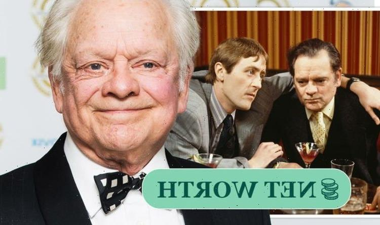 David Jason net worth: Only Fools and Horses star has eye-watering fortune