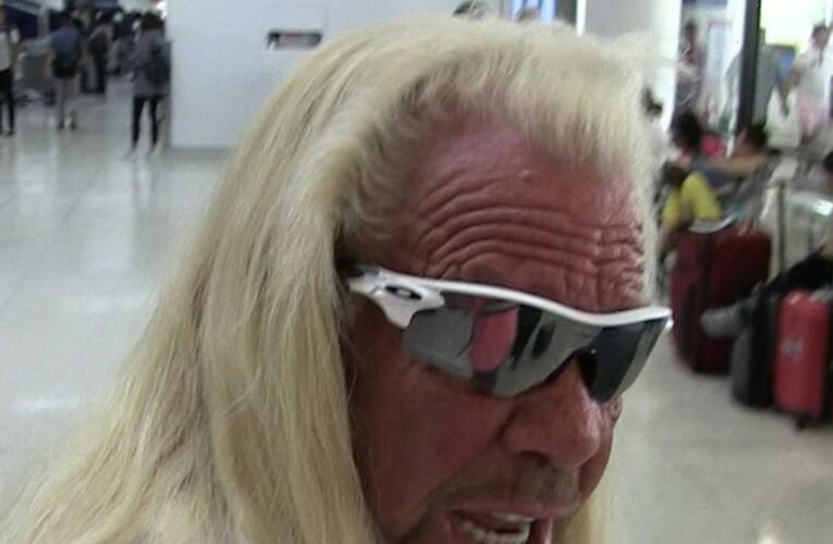 Dog the Bounty Hunter Says He Gets a Pass to Use N-Word