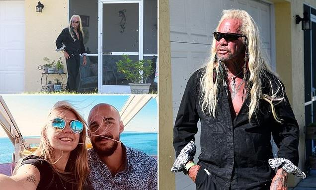 Dog the Bounty Hunter dramatically joins the hunt for Brian Laundrie