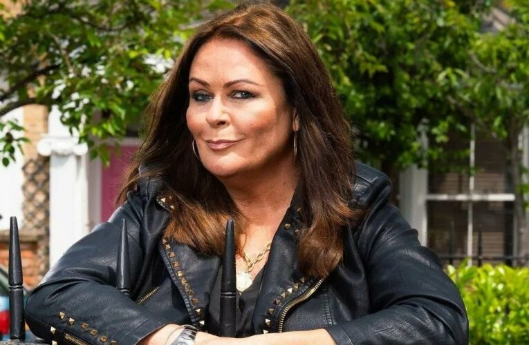 EastEnders star Kate Robbins reveals she's playing a version of Sharon Osbourne