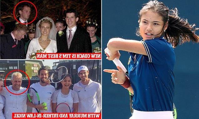 Emma Raducanu's coaching trade-off in court of British tennis royalty