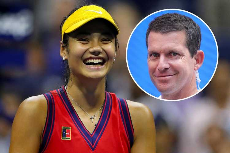 Emma Raducanu's historic US Open semi-final win leaves tennis legends 'dumbfounded after Brit's 'stunning' performance