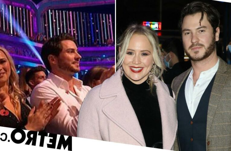 Emmerdale's Amy Walsh reveals how she met Toby Alexander Smith on Strictly