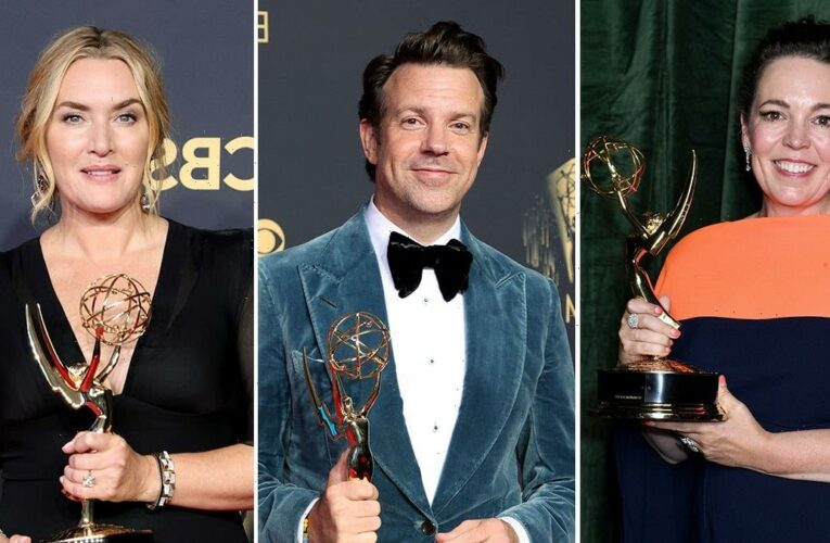 Emmy Voters Have Tunnel Vision, and It Hurt the Show   Analysis