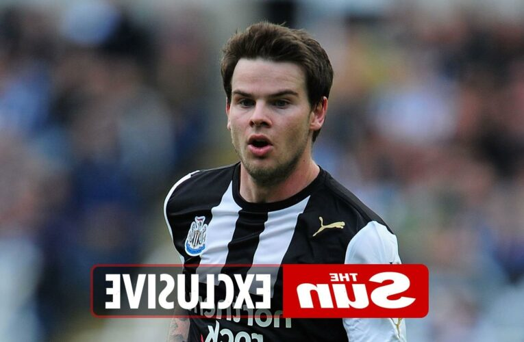 Ex-Newcastle United star Danny Guthrie made bankrupt after failing to repay £100,000 loan from a pal