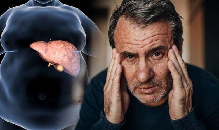 Fatty liver disease symptoms: The 'nagging' sensation that can signal the condition