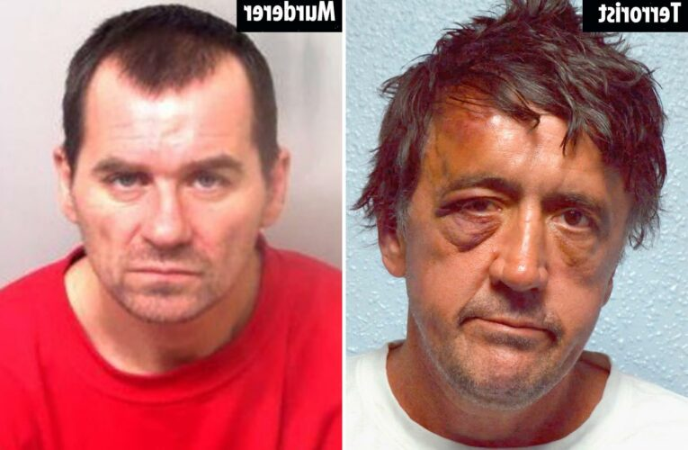 Finsbury Park mosque terrorist blinded after he was stabbed by a convicted murderer in prison