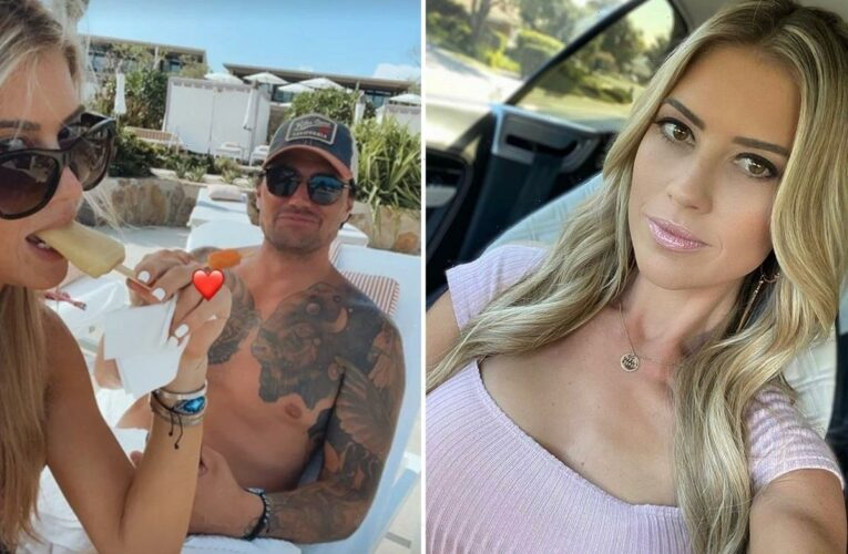 Flip or Flop fans think Christina Haack is already ENGAGED to new man Joshua Hall after she posts & deletes ring photo
