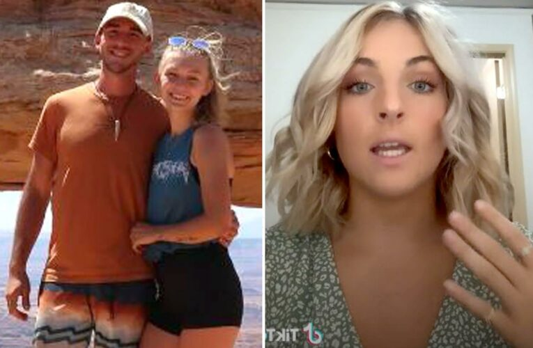 Gabby Petito's fiance Brian Laundrie 'offered $200 to TikToker to give him a ride as he hiked ALONE', user claims