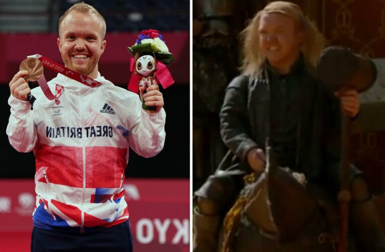 Game of Thrones actor and British Paralympian Krysten Coombs hopes to inspire like Peter Dinklage after bronze medal win