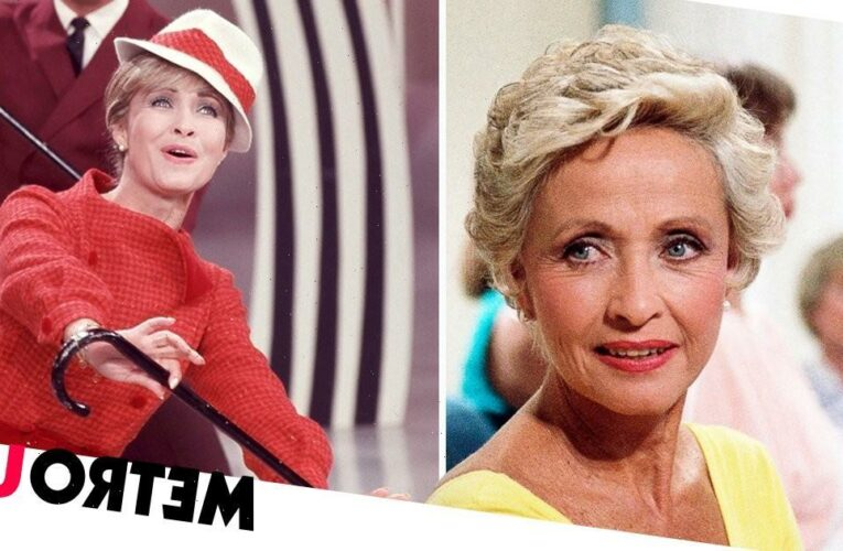 Golden Age of Hollywood icon Jane Powell dies aged 92