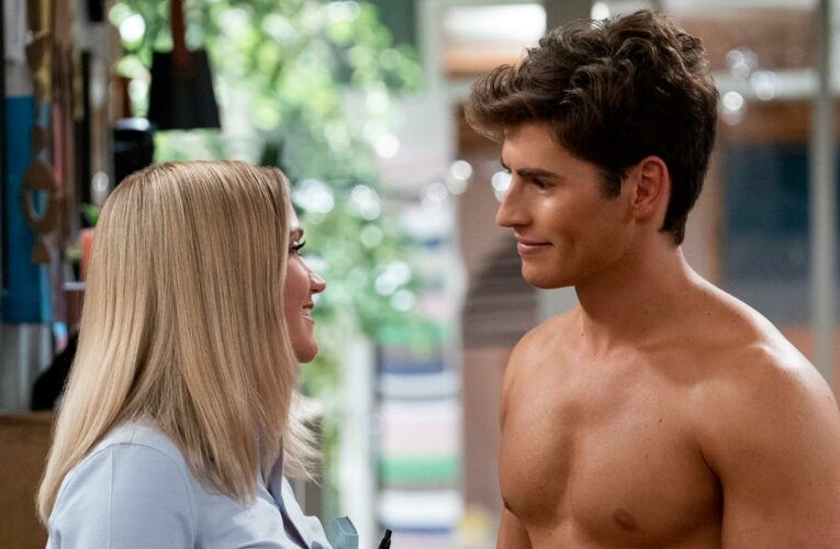 Gregg Sulkin Shows Off Ripped Body In 'Pretty Smart' Trailer with Emily Osment – Watch Now!