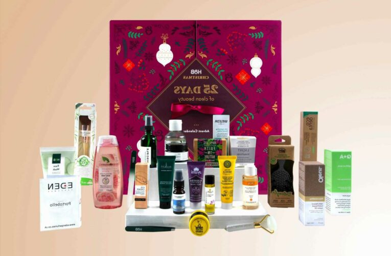 Holland & Barrett beauty advent calendar for 2021 goes on sale – this is what's inside