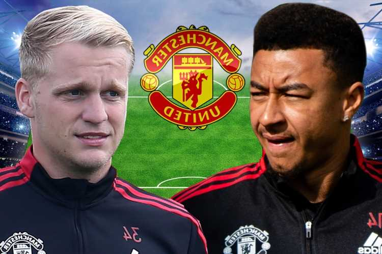 How Man Utd could line up against West Ham with Jesse Lingard set to start in much-changed XI from Premier League win