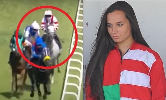 Hungarian female jockey, 21, dies after horror mid-race fall