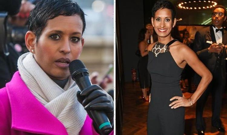 I have BBC host Naga Munchetty fires back as Twitter user questions her eating carbs