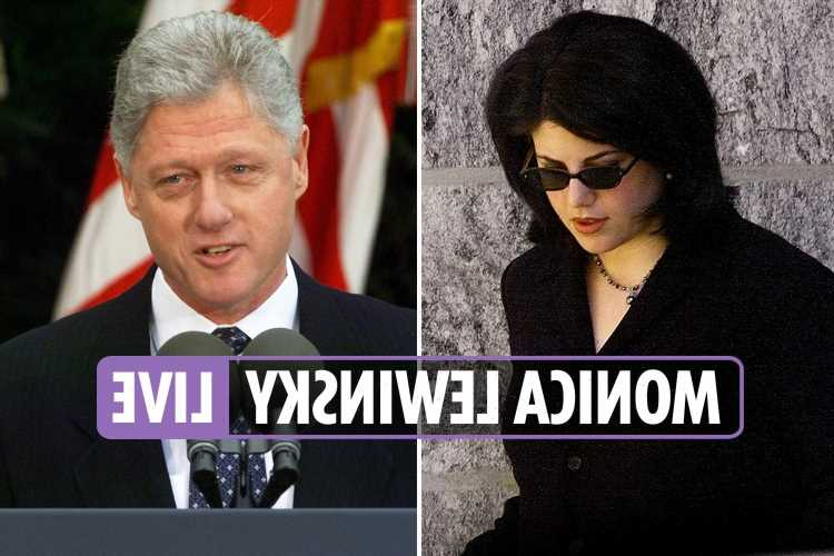 Impeachment: American Crime Story latest news – Monica Lewinsky wanted MORE scandalous Bill Clinton details in FX show