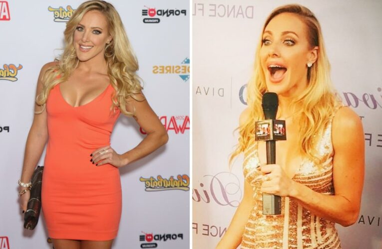 Inside Kate Quigley's rise to fame that saw comic star on Playboy TV & present AVN awards as she recovers from 'drug OD'