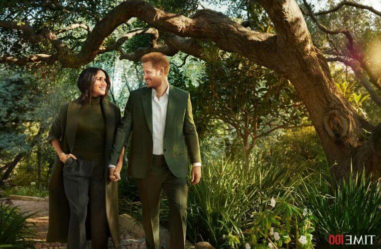Inside Meghan Markle & Prince Harry's Californian paradise garden – with romantic walkways, a chicken coop & huge pool