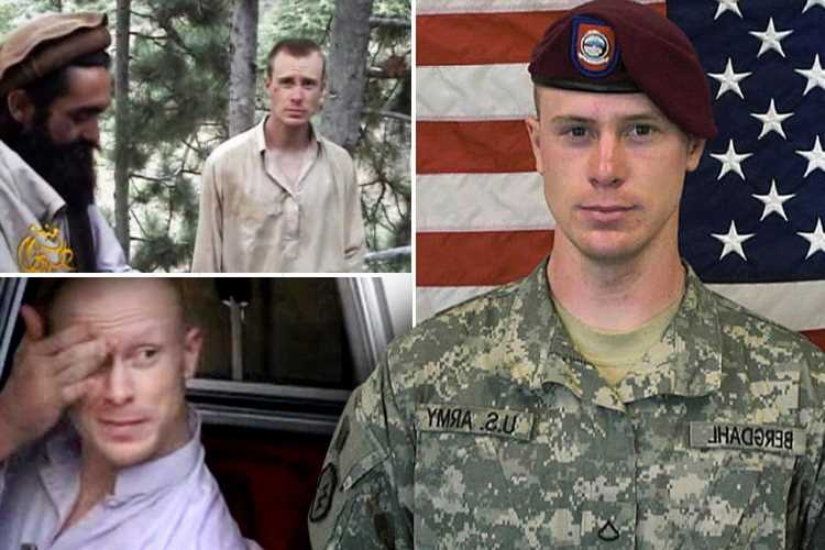 Inside the day US soldier Bowe Bergdahl left his post & was captured by the Taliban who locked him in a SHARK CAGE