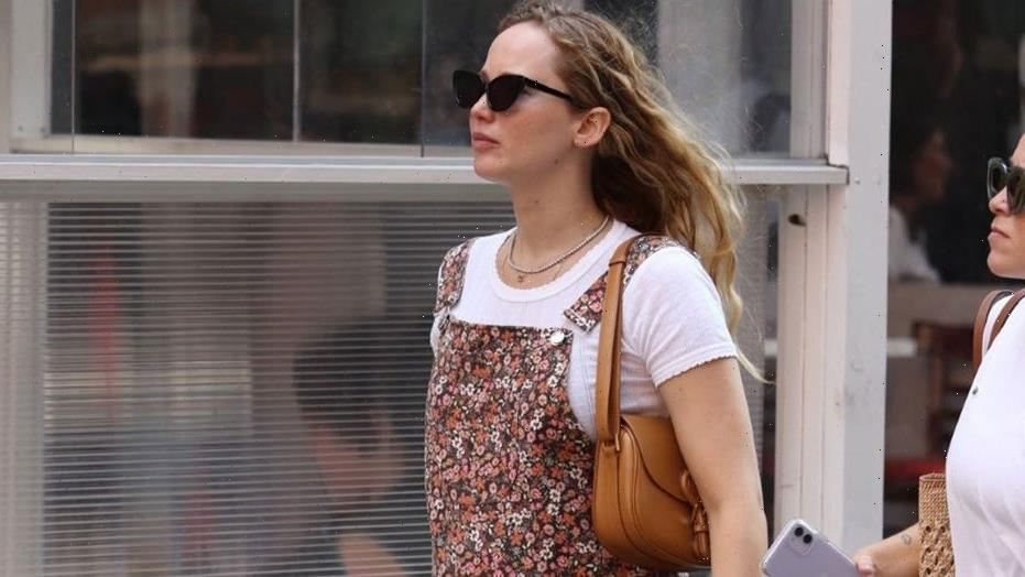 Jennifer Lawrence pregnant: Star expecting first child